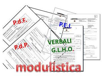 modulistica inclusione