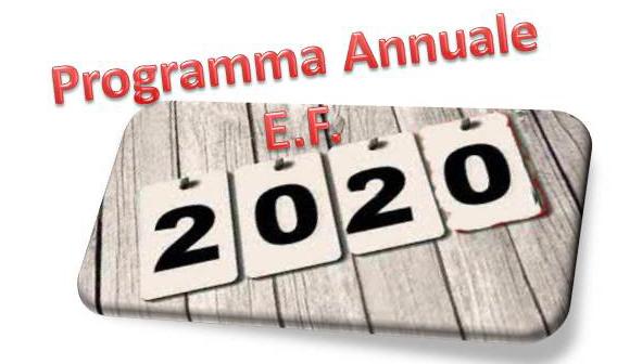programma annuale 2020