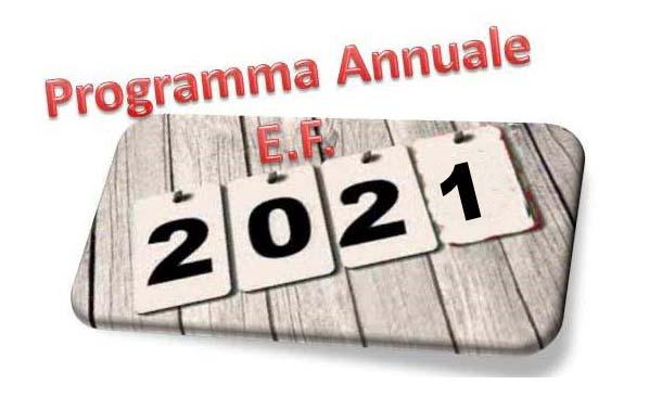 programma annuale 2021 loc