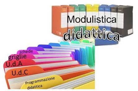 modulistica didattica immagine