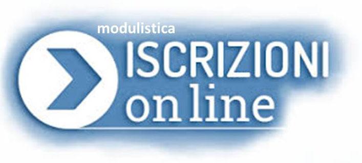 modulistica iscrizioni on line imm