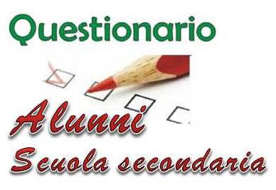 alfa questionario alunni secondaria