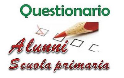 beta questionario alunni primaria