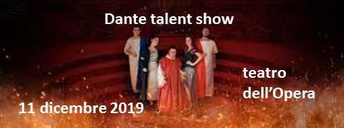 dante talent show