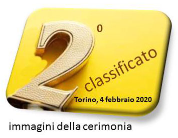 secondo classificato 2
