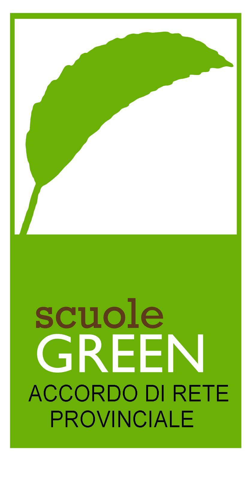 logo scuole SCUOLE-GREEN CON SCRITTA GRANDE