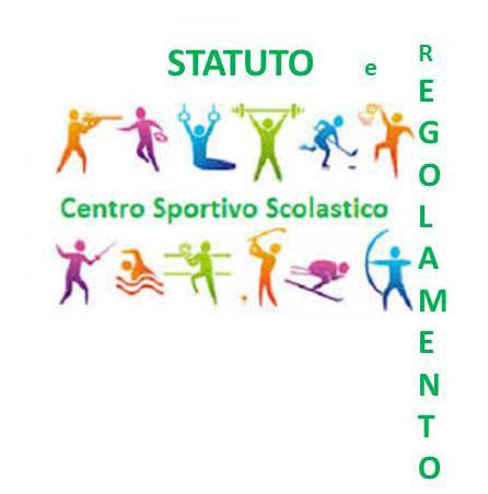 locandina regolamento centro sportivo scolastico