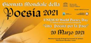 GIORNATA INTERNAZIONALE DELLA POESIA UNESCO LUCERA CONCORSO 15° EDIZIONE
