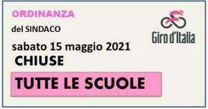 LOCANDINA GIRO D'ITALIA RIT