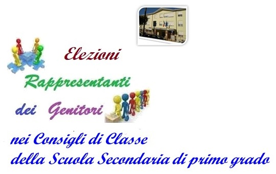 locandina elezioni secondaria